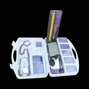 China Mercurial Sphygmomanometer with Single Stethoscope wholesale