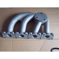 China OEM Iron Steel Sand Casting Parts / Automobile Exhaust Pipe Parts ISO 9001 Approval on sale
