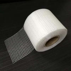 China Alkali – proof fiberglass sticky mesh tape for wall gap repairing material wholesale