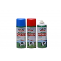 China Weatherproof Sheep Marking Spray Paint Cattle Cow Tail Paint wholesale