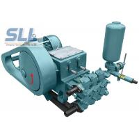 China High Efficient Electric Mud Pump / Small Mud Pump Environmental Operation wholesale