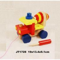 China En71 Approved Wooden Toys Truck (JT1728) on sale