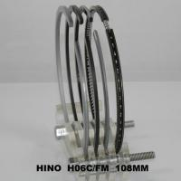 China H06C Standard Cylinder Piston Rings Set for Ranger 4E 108 x 3 x 4.5 , 13019-1750A ( cyl ) on sale