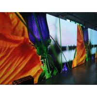 China CE P3.91 Indoor SMD Led Screen Rental With Aluminum Die - Casing Cabinet wholesale