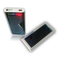 China portable black solar electronics charger for iphone 4s/4 on sale