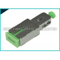 China Simplex Male to Female Fiber Optic Attenuator Kits 3dB 9 / 125um  SC Port on sale