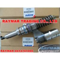 China BOSCH unit injector 0414701006 for IVECO,FIAT,CASE NEW HOLLAND 500339059 wholesale