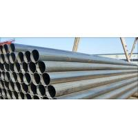China Building carbon steel pipe ERW Steel Pipe ASME SA53 grade B STD thickness wholesale
