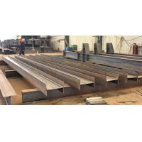 China Welding Carbon Structural Steel H Beam Fabrication H-section Steel on sale
