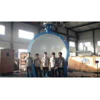 China Ductile Iron DN2800 Butterfly Valves With Dismantling Joint Butt Welded wholesale