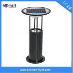 China Aluminum Alloy H60cm Garden Bollard Light Solar For Garden/Park Solar Lighting wholesale