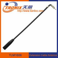 Buy cheap auto parts extension cable car antenna / auto spare parts antenna/ extension from wholesalers