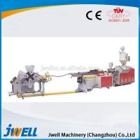 China Jwell Steel reinforced spiral pipe extrusion line wholesale