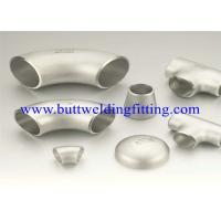 """China Stainless Steel 904L But Weld Fittings  NO8904 / 1.4539 1""""  8""""  24""""  SCH10S SCH40S SCH80S ASME B 16.9 wholesale"""