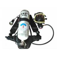 China Air Breathing Apparatus SCBA/Carbon Fiber Cylinder/Positive Pressure Air Breathing Apparatus wholesale