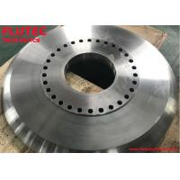 Buy cheap AISI 416 Sainless Forged Flanges Custom Mechanical Parts 10 inches Height from wholesalers