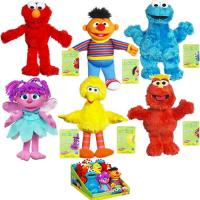 China Sesame street family Collection Plush Toys wholesale