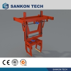 China ISO9001 380V Rotary Crane AAC Block Cutting Machine wholesale