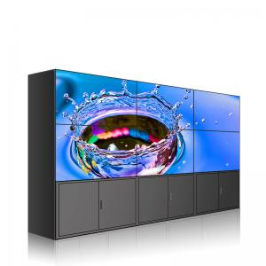 """China Outdoor 8 Bit 55"""" Lcd Advertising Screen 50Hz 3x3 FHD DID Display wholesale"""