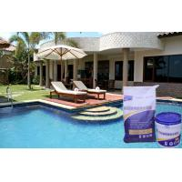 Quality Outdoor No Toxic Polymer Waterproofing Slurry For Swimming Pool for sale