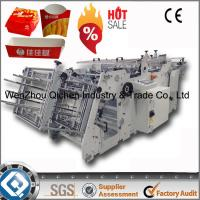 China 180 Boxes Automastic Paper Lunch Box Forming Machine wholesale