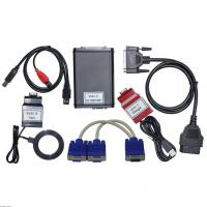 China SVDI2 Plug-In VVDI2 Transponder Key Programming and Odometer Correction Tool on sale