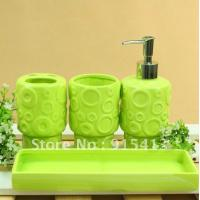 China bathroom accessories gift suit with 8100(8pcs) wholesale