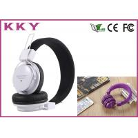 China 300mAh Rechargeable Lithium Polymer Cell Digital Wireless Headphones For Traveler wholesale