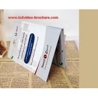 China Digital LCD Greeting Card With Video Screen wholesale