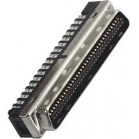 China CEN-TYPE Phosphor Bronze Male DIP Computer Pin Connectors  1.27mm LCP 30%GF UL94V-0 wholesale