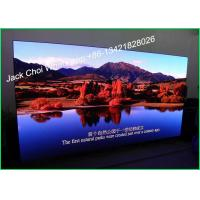 China Lightweight P5 Large Indoor Full Color Led Display Screen For Exhibition Show wholesale