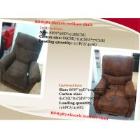 China China Lift Recliner Massage Chair with Heating Function and Optional Backup Battery on sale