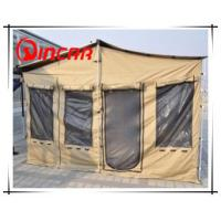 Quality anti-water 4 square meter Roof Top Tent , Special house dutch awning for sale