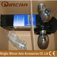 China Universal 4x4 Off-Road Accessories Iron Material Trailer Ball Mount With Three Balls wholesale