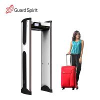 China Network support Security Walk Through Gate / super scanner metal detector wholesale