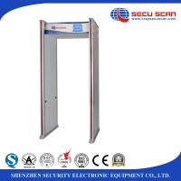 China 24 Zones AT300C full body metal detector equipment for Airport Security check on sale