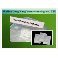 Buy cheap 99% Purity Tamoxifen Citrate / Nolvadex Powder CAS 54965-24-1 For Anti Estrogen from wholesalers
