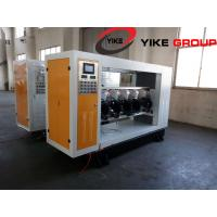 China High Efficiency Thin Blade Slitter Scorer Machine / Carton Box Making Machine wholesale