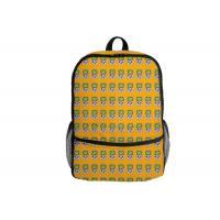 Embroidery logo 600D Polyester Fashionable Backpack Used For Girls
