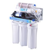 China Undersink Mineral Reverse Osmosis Water System , 6 Stages Residential Water Filters wholesale