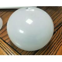 China PC Polypropylene Blow Molding / Dome Lampshade Plastic Blow Moulding Products wholesale