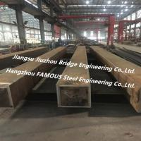 China Heavy Box Type Structural Steel Fabrication For Urban Large Commercial Complex wholesale