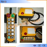 China Wireless Digital Industrial Remote Control Transmisor For Crane wholesale