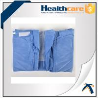 China SMS Material Nonwoven Disposable Medical Drapes / Surgical Procedure Packs on sale