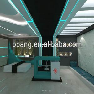 China extreme bright decoration tape/ el tape/ colorful el light tape wholesale