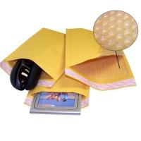 China yellow bubble envelopes in size  30*40+4.5cm packaging Consumer electronics manufacture in china wholesale