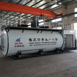 China 30 M3 59 Kw Rubber Powder Bitumen Machine wholesale