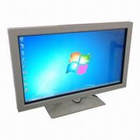 China IR LCD Touch Display with 42-inch Size Dual-touch Under Microsoft's Windows 7 System by Fingers wholesale