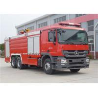 Buy cheap Rear Mount Commercial Fire Trucks from wholesalers