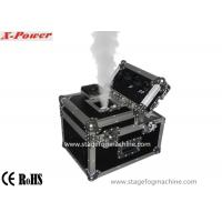 China Professional Low Hazer Fog Machine 500 Watt With Flight Case For Various Indoor Places, Pub  X-013 wholesale